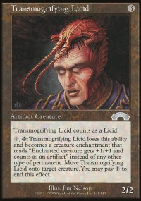 Transmogrifying Licid - Exodus