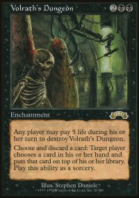 Volrath's Dungeon - Exodus