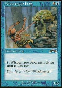 Whiptongue Frog - Exodus