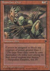 Brassclaw Orcs 4 - Fallen Empires