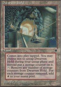 Dwarven Hold - Fallen Empires