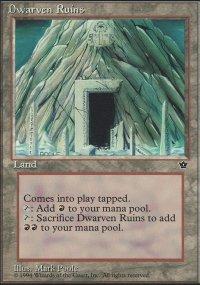 Dwarven Ruins - Fallen Empires
