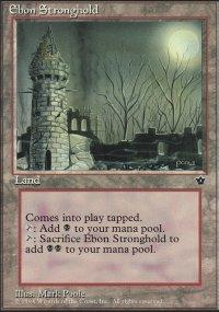 Ebon Stronghold - Fallen Empires