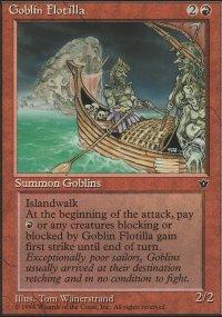 Goblin Flotilla - Fallen Empires