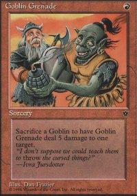 Goblin Grenade 1 - Fallen Empires