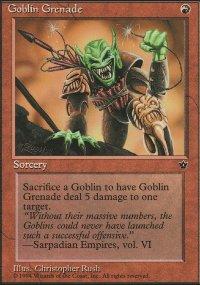 Goblin Grenade 2 - Fallen Empires