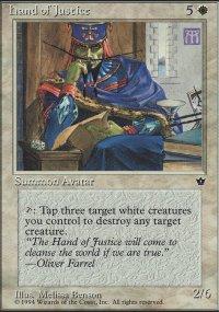 Hand of Justice - Fallen Empires