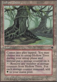 Hollow Trees - Fallen Empires