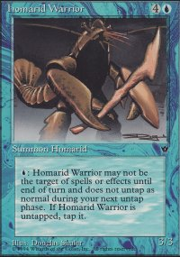 Homarid Warrior 3 - Fallen Empires