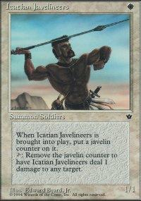 Icatian Javelineers 1 - Fallen Empires