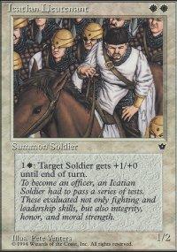 Icatian Lieutenant - Fallen Empires