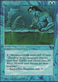 River Merfolk - Fallen Empires