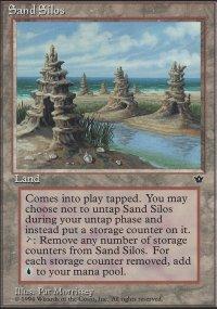 Sand Silos - Fallen Empires