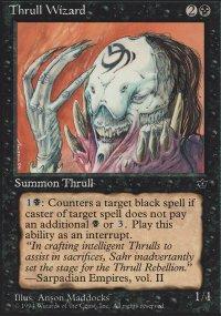 Thrull Wizard - Fallen Empires