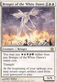 Bringer of the White Dawn - Fifth Dawn