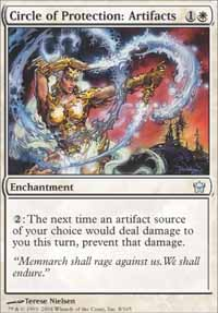 Circle of Protection: Artifacts - Fifth Dawn