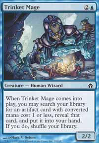 Trinket Mage - Fifth Dawn