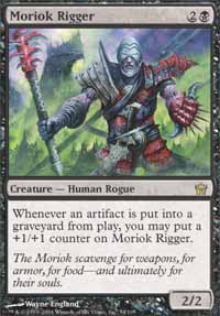 Moriok Rigger - Fifth Dawn