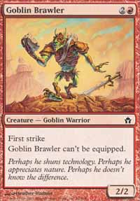 Goblin Brawler - Fifth Dawn