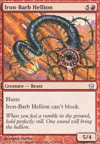 Iron-Barb Hellion - Fifth Dawn