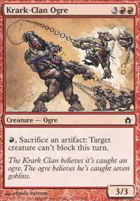 Krark-Clan Ogre - Fifth Dawn