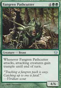 Fangren Pathcutter - Fifth Dawn