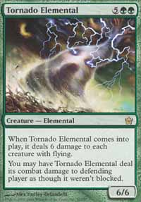 Tornado Elemental - Fifth Dawn