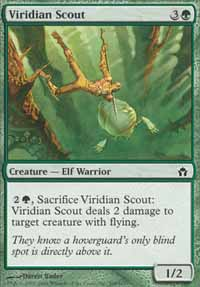 Viridian Scout - Fifth Dawn