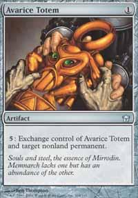 Avarice Totem - Fifth Dawn