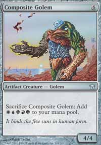 Composite Golem - Fifth Dawn