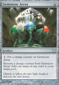 Gemstone Array - Fifth Dawn