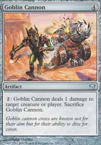 Goblin Cannon - Fifth Dawn