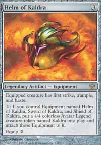 Helm of Kaldra - Fifth Dawn