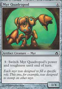 Myr Quadropod - Fifth Dawn