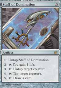 Staff of Domination - Fifth Dawn