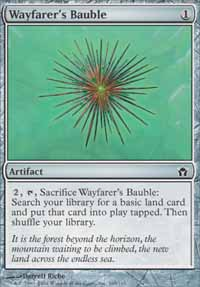 Wayfarer's Bauble - Fifth Dawn