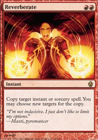 Reverberate - Premium Deck Series: Fire and Lightning