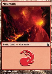 Mountain 3 - Premium Deck Series: Fire and Lightning