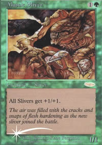 Muscle Sliver - FNM Promos