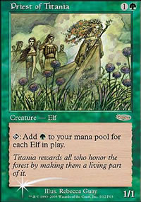 Priest of Titania - FNM Promos
