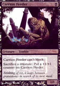 Carrion Feeder - FNM Promos