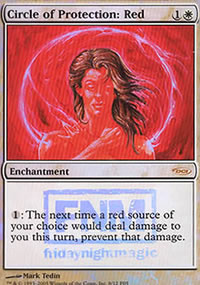 Circle of Protection: Red - FNM Promos