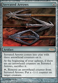 Serrated Arrows - FNM Promos
