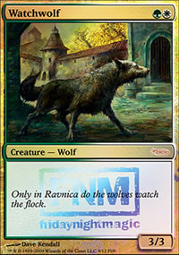 Watchwolf - FNM Promos