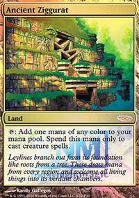 Ancient Ziggurat - FNM Promos