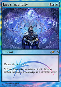 Jace's Ingenuity - FNM Promos
