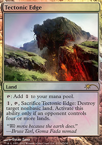 Tectonic Edge - FNM Promos