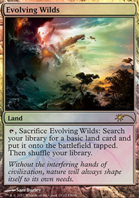 Evolving Wilds - FNM Promos