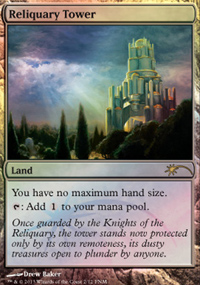 Reliquary Tower - FNM Promos