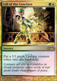 Call of the Conclave - FNM Promos